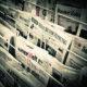 Ein Jahr ohne Zeitung