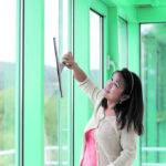 Rosita Bianchi-Villa (Philippinen) gründete vor 15 Jahren ein Reinigungsinstitut
